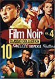 Film Noir Classic Collection, Vol. 4 (Act of Violence / Mystery Street / Crime Wave / Decoy / Illegal / The Big Steal / They Live By Night / Side Street / Where Danger Lives / Tension)