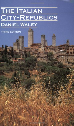 The Italian City Republics (3rd Edition)