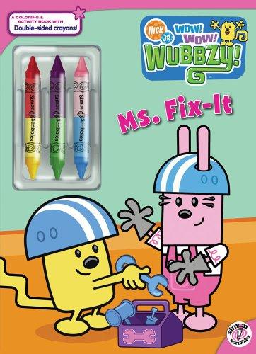 Ms. Fix-It (Nick Jr. Wow! Wow! -