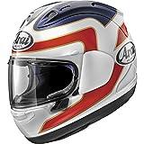Arai Spencer Corsair-X Street Motorcycle Helmet - White/Red/Blue / Large