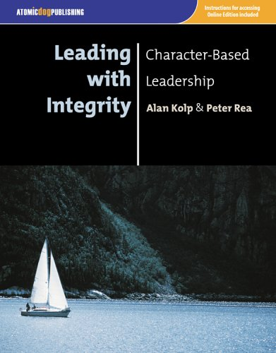Leading With Integrity >Custom<