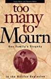 Front cover for the book Too Many to Mourn by James Mahar