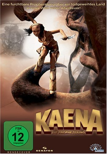 Kaena - die Prophetin [Import allemand]