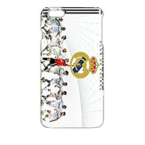 Football Team Real Madrid Hard 3D Phone Case For Iphone6plus 5.5inch