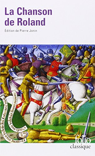 Chanson de Roland (Folio (Gallimard)) (French Edition)