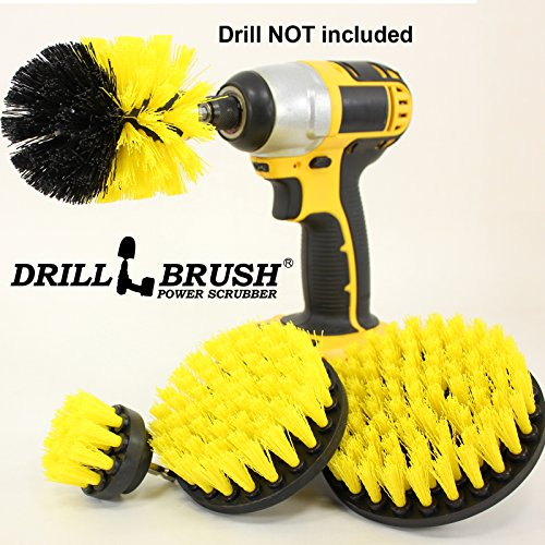 Nylon Power Brush Bathroom Cleaning product image