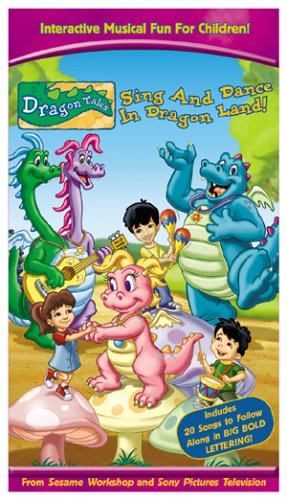Dragon Tales - Sing and Dance in Dragon Land [VHS]
