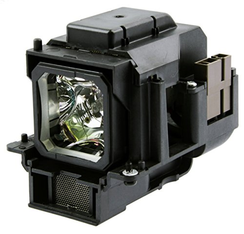 NEC LT280 Projector Lamp Assembly with High Quality Genuine Original Ushio NSH Bulb Inside NEC -
