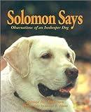 Solomon Says, Joanne M. Anderson, 0970654200