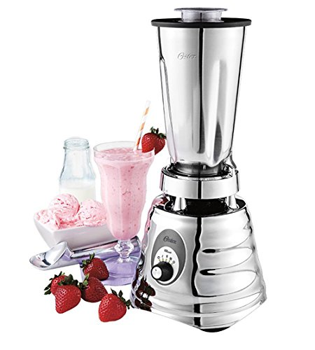 Oster-Heritage-Blend-Kitchen-Center-Blender-ProcessorRetro-Style-ShakesChops