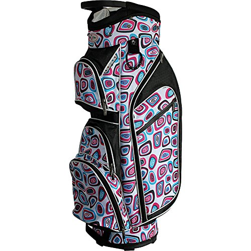 Taboo Fashions Monaco Lightweight Cart Bag (Bedrock)