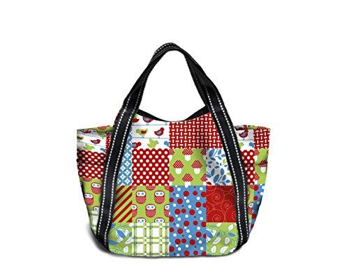Herma bolsa de playa 16001, multicolor