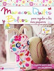 Muñecos Quilts y bolsos para regalar a los más pequeños: 5