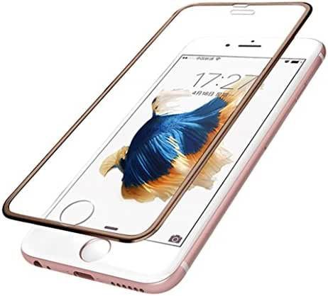 Mchoice For iphone 6 Plus 3D Premium Real Screen Protector Tempered Glass Protective Film