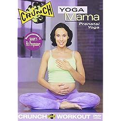 Crunch Yoga Mama - Prenatal Yoga