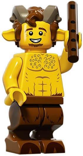 Faun 71011-Lego Series 15