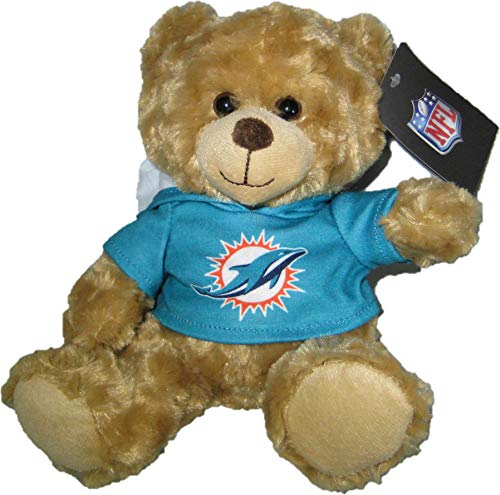 The Good Stuff NFL Miami Dolphins Hoodie Bear