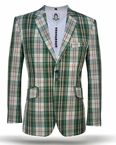 Men's Casual Cotton Blazer Jacket Sport Coat Maurice