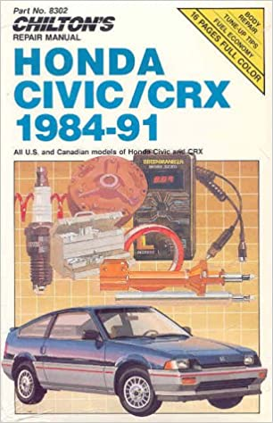 honda civic 1984 85 86 87 88 1989 repair pdf