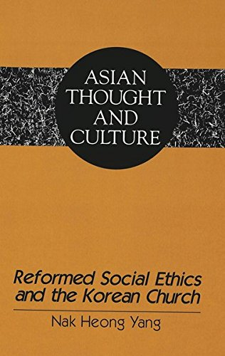 Reformed Social Ethics and the Korean Church by Brand: Peter Lang Publishing