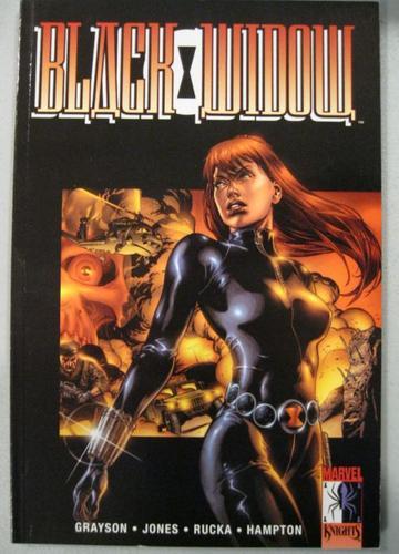 Read Online Black Widow TPB pdf