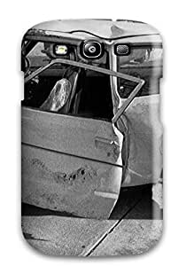 linJUN FENGExcellent Galaxy S3 Case Tpu Cover Back Skin Protector Photography Black And White