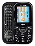 LG VN251 - COSMOS 2 - Verizon Wireless Slider Keyboard Bluetooth Cell Phone (Renewed)