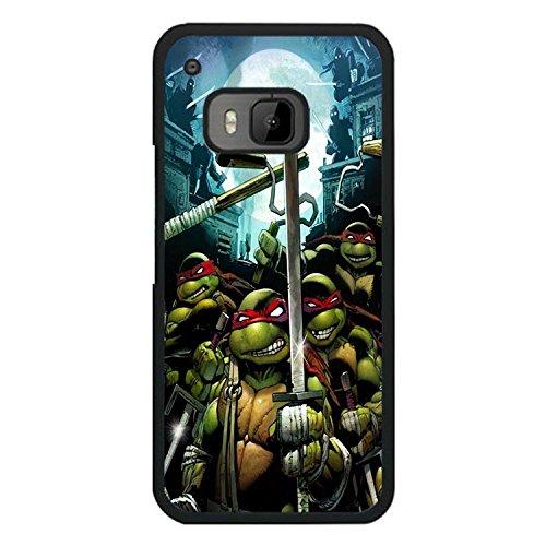 Película caliente tortugas Ninja mutantes para Htc uno M9 ...