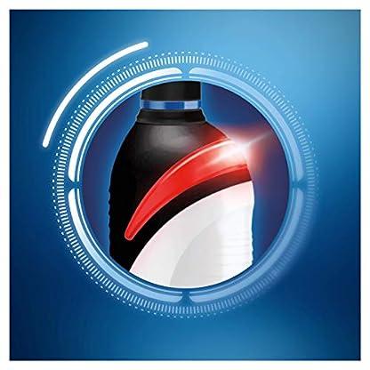 Oral-B PRO2 2500 Black Edition Elektrische Zahnbürste mit visueller Andruckkontrolle für extra Zahnfleischschutz, Reise-Etui, schwarz 2