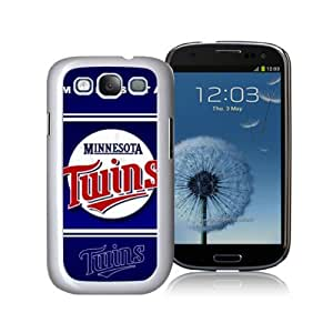 SevenArc New Style MLB Minnesota Twins Samsung Galaxy S3 I9300 Case Cover For MLB Fans