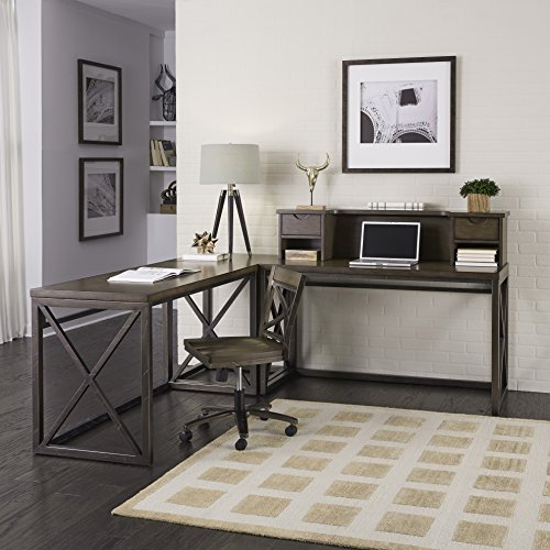 Home Styles 5079-15273 Xcel Home Office 5 Piece Ensemble by Home Styles