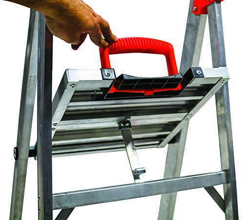 Flip-N-Lite 300-Pound Duty Rating 6-foot Stepladder with Platform by Little Giant Ladder Systems (Image #7)