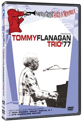 Tommy Flanagan - Norman Granz Jazz in Montreux: Tommy Flanagan Trio (DVD)