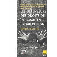 Défenseurs des droits de l'homme en première ligne (Les)