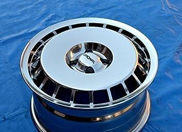 Ronal R50Aero 7,5x 16ET 38con efecto pulido Llantas círculos 4/100: Amazon.es: Coche y moto