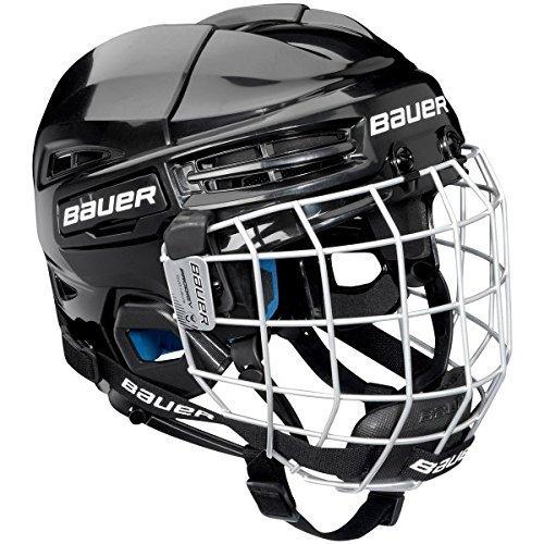 (Bauer Prodigy Helmet Combo,)