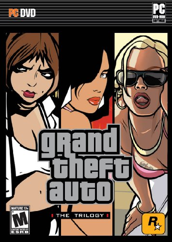Grand Theft Auto: The Trilogy (Grand Theft Auto 3 / Grand Theft Auto: Vice City / Grand Theft Auto: San Andreas)