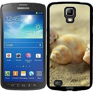 Funda para Samsung Galaxy S4 Active i9295 - Viajes De Vacaciones Concha Marina by WonderfulDreamPicture
