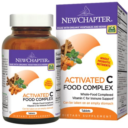 New Chapter Activated Vitamin Complex 180 product image