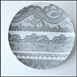 Rosanna 74803 Venetian Lace Dessert Plates - Set of 4