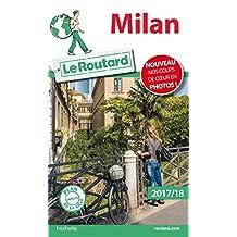 MILAN 2017 + PLAN DE VILLE