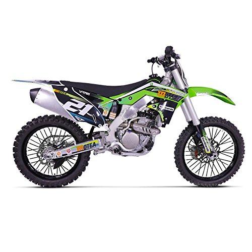 Copri raggi TM Racing EN 125// 144// 250// 300 Motea SPX nero