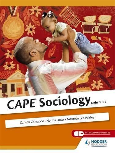 CAPE Sociology PDF