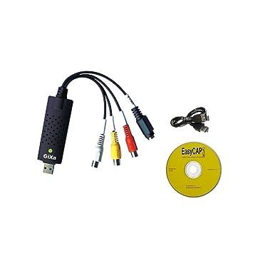 GiXa Technology Audio und Video Grabber: Amazon co uk
