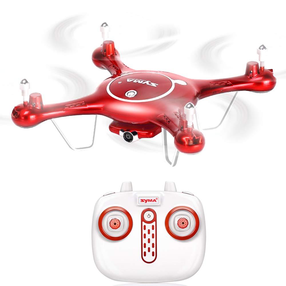 Mando a Distancia Drone X5UW Cuatro Ejes HD aéreo Tiro Aviones UAV Control Remoto Aviones Juguete Exterior aéreo Disparo HD Estable Shooting Seguro
