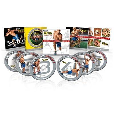 INSANITY: The ASYLUM Volume 2 - Elite Training 30-day DVD Workout from Beachbody Inc.,