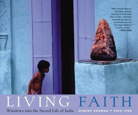 Download Living Faith : Windows into the Sacred Life of India pdf epub