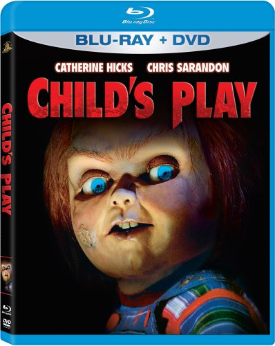 Child's Play (Two-Disc Blu-ray/DVD Combo in Blu-ray Packaging)