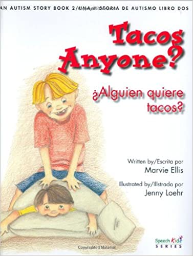 Tacos Anyone? An Autism Story - Popular Autism Related Book
