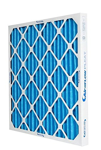 Heating, Cooling 12x20x1 Pleated MERV 8 HVAC Filters (12 pack). Made in NC and!